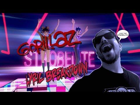 Song Meanings  Gorillaz : Strobelite Lyric BreakdownInterpretation