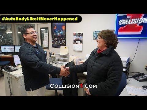 Auto Body Repair Testimonial #2 | Collision 1 | Woodinville, WA