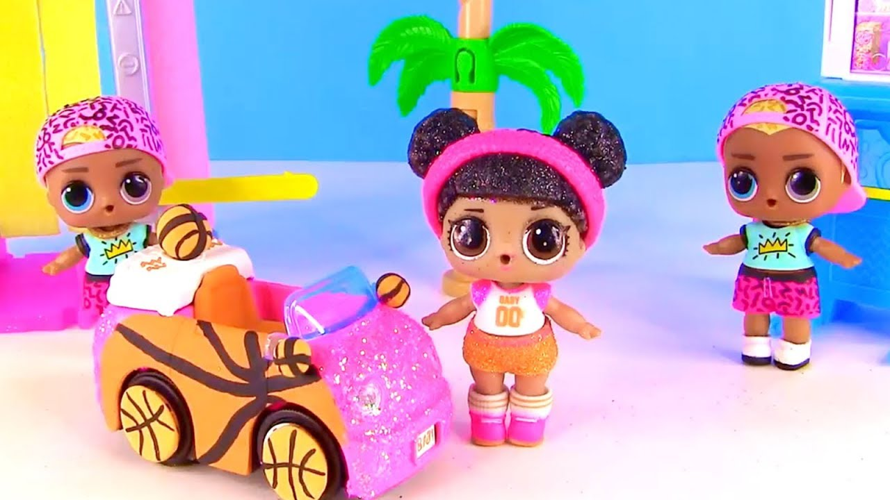 Куклы Лол Мультик! Сюрпризы Одевалки и Авто для Lol ...