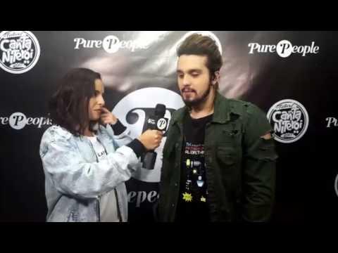 Luan Santana - Entrevista para a Purepeople 2307