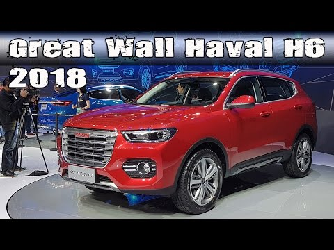 All New 2018 Great Wall Haval H6 SUV (2nd Generation)