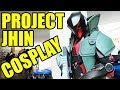 PROJECT JHIN COSPLAY! (League of Legends) Ft. Ethan Fox - Cosplay Fadoodles