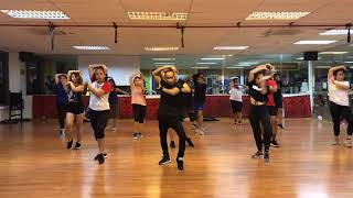Mannequin - Britney Spears Choreography By Bismarc Naling