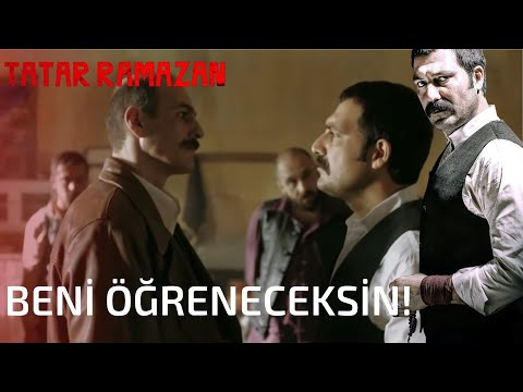 Tatar Ramazan Abdurrahman Çavuşun Koğuşunu Basıyor