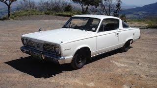1966 Plymouth Valiant Barracuda
