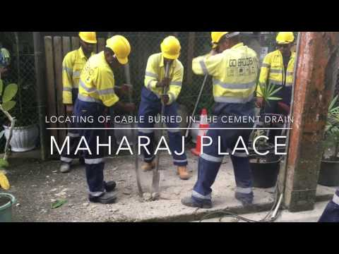 Telecom Fiji Limited - Preventative Maintenance at Maharaj Place