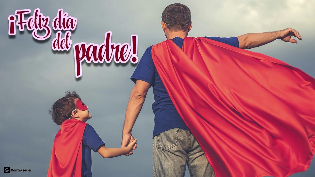 FELIZ DIA DEL PADRE! El día del Padre, Felicidades Papá, Musica día del Padre, Mi Héroe, Sorpresa - YouTube