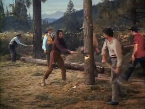 Bonanza  Day of Reckoning, Full Episode, Ricardo Montalban
