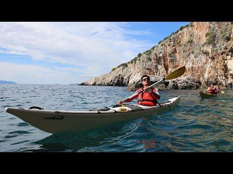 Sea kayaking adventures - Split - Croatia