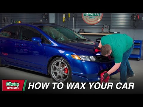 How To: Wax Your Vehicle