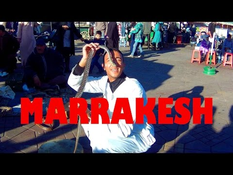 Morocco Travel: How Expensive is MARRAKESH? Food, Shopping &