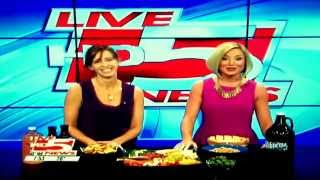 Healthy Tailgating Foods with Dr  Sherri | HealthE Coaching