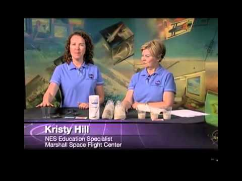 NASA Explorer Schools Lesson - Properties of Living Things: Searching For Life on Mars