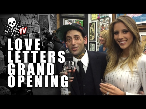 Love Letter Grand Opening with Norm Will Rise
