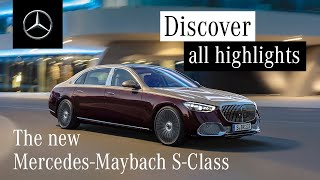 The New Mercedes-Maybach S-Class: World Premiere | Trailer