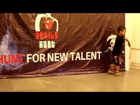 best dance performance by yasnil mahajan