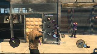 Saints Row 3  All Cheats & Codes [PS3/XBOX360]