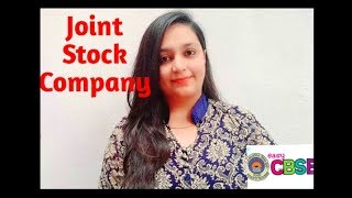 Joint stock company (features, merits, demerits)| Business studies