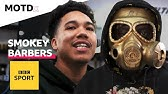 Manchester Utd Jesse Lingard With Smokey Barbers Just Got Smoked Lifestyle Trailer Youtube