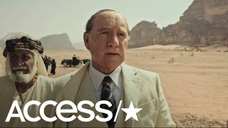 Ridley Scott Reveals How He Erased Kevin Spacey From 'All The Money In The World' | Access