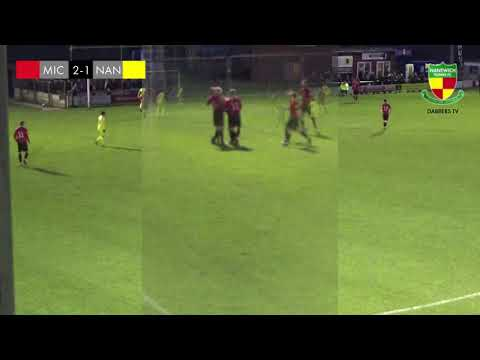 Mickleover Nantwich Goals And Highlights