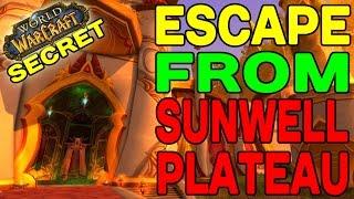Video World of Warcraft SECRETS: Escape from the Sunwell Plateau Raid !! download MP3, 3GP, MP4, WEBM, AVI, FLV Februari 2018