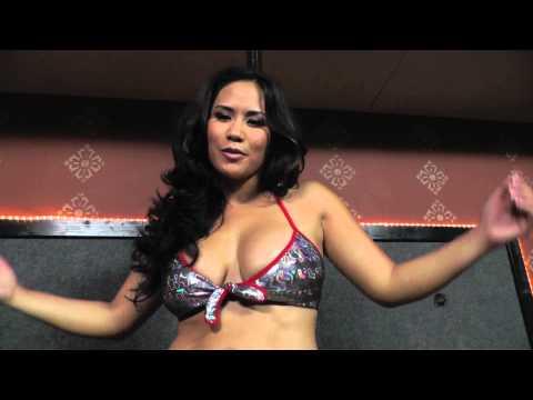 Asian adult film star Jessica Bangkok