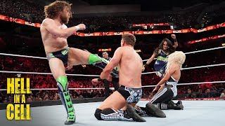 "Daniel Bryan & Brie Bella blister The Miz & Maryse with multiple ""Y..."