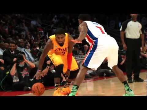 Kyrie Irving's ankle breaking crossover violates Brandon ...  Kyrie Irving...