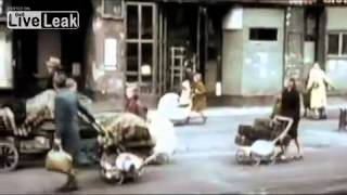 Video Footage Of The Allied Bombing Of Dresden, Germany + Aftermath (1945) download MP3, 3GP, MP4, WEBM, AVI, FLV November 2017