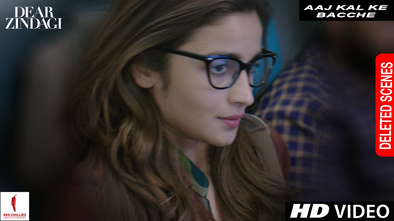 Download Dear Zindagi | Deleted Scene | Aaj Kal Ke Bachche | Alia Bhatt, Shah Rukh Khan