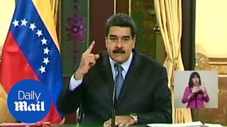 Venezuela's Maduro announced a new currency to fight inflation - Daily Mail