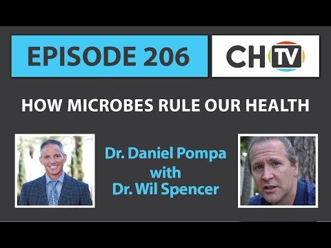 How Microbes Rule Our Health - CHTV 206