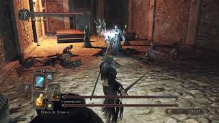 Dark Souls II SotFS (PS4) - Mago Vagueador & Congregação Boss Fight