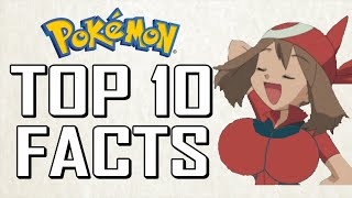 10 Hidden Pokemon Facts and References | Pokemon FEET #7
