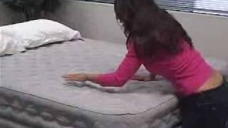 видео детские надувные кровати