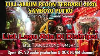 Full album mp3 jaran pegon = samboyo ...