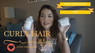 Beauty: Care & Styling for Naturally Curly Hair