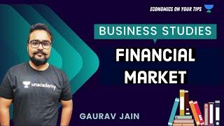 Money Market | Financial Market | Business studies | Class 12 | Economics On your Tips |
