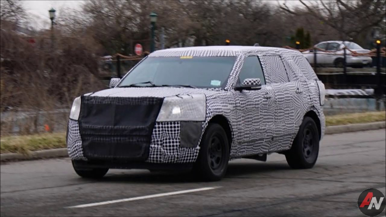 2020 Ford Escape Spy Photos, Pictures, Interior >> Amazing 2020 Ford Escape Interior Partly Revealed In Spy Photos
