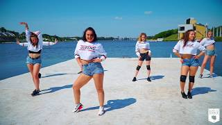 dancehall queen style - KateZee BORN TO DANCE