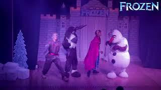 Café da Manhã + Teatro: Frozen2