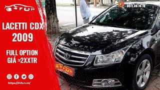 Chưa kịp lên sóng đã bán CDX 2009 giá 285tr tại 34FUN 19001034