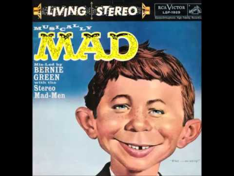 Bernie Green - Musically Mad (1959, Full Album)