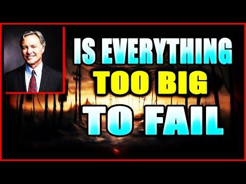 JOHN RUBINO  |  It Should Not Fail, It Is Too Big To Fail
