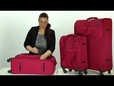 PRODUCT REVIEW - JAM Voyager Super Light Trolley Case