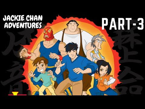 Jackie Chan Adventures s1 e8 The Jade Monkey from YouTube · Duration:  21 minutes 21 seconds