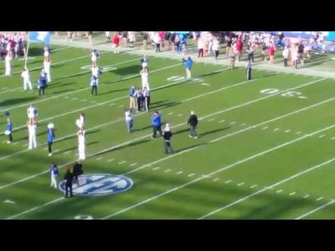 Jared Lorenzen, Dicky Lyons Sr and Dicky Lyons Jr Lead Fourth Quarter Cheer