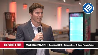 Basemakers Founder & CEO Speaks on BevNET Live Experience