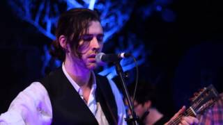 Hozier - Take Me To Church. LIVE on RTÉ Radio 1
